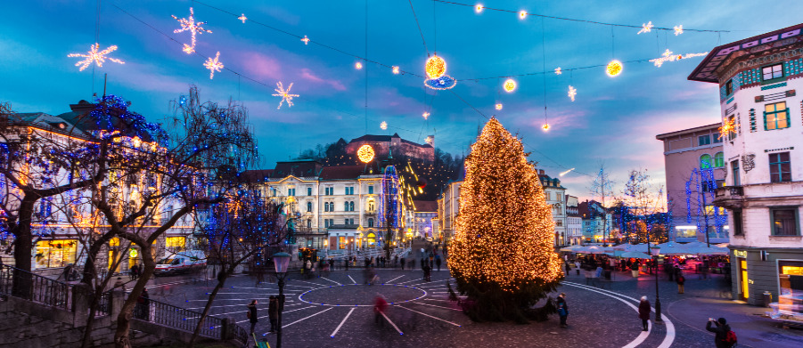 FlyMedi's Holiday Special - Six Places to Visit This Christmas